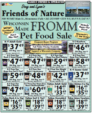 Friends of Nature Sale